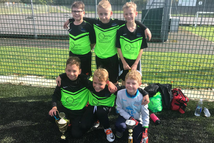 Totton & Eling Youth Under 10s Red